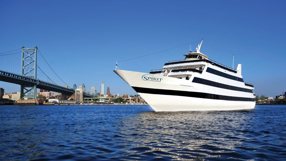 Dine and Dance Aboard the Spirit of Philadelphia $59.42 ($99.03 value)