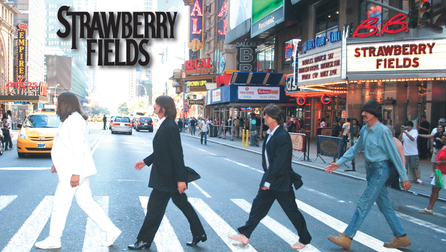 Strawberry Fields: A Tribute to The Beatles at B.B. King's $11.00 ($22 value)