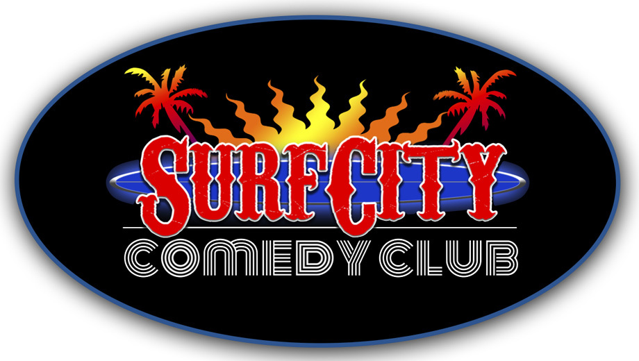 Top Stand-Up Comedians at Surf City Comedy Club $9.00 ($18 value)