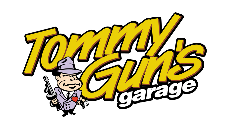 Gangsters, Grub and Audience Participation at Tommy Gun's Garage Dinner Theater $39.00 ($65 value)