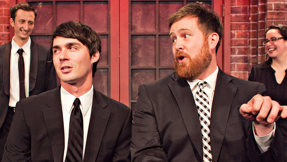 Unscripted Laughs From Second City's Improv All-Stars $8.50 ($17 value)