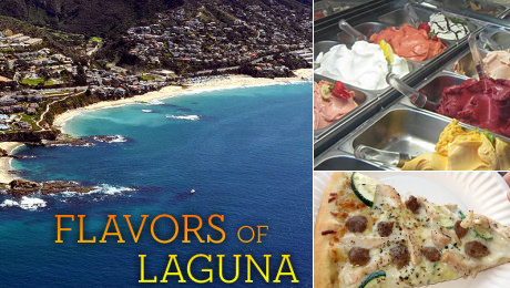 Fun Food Tasting and Culture Tour of Beautiful Laguna Beach $27.50 ($55 value)