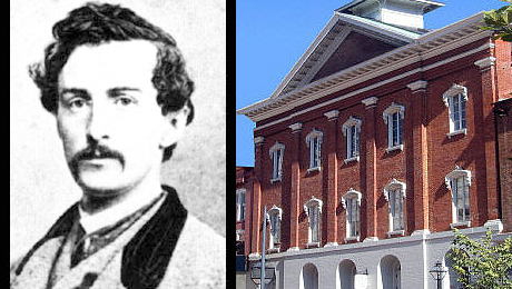 Lincoln Assassination Tour: Trace John Wilkes Booth's Footsteps $25.00 ($50 value)