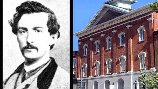 Lincoln Assassination Tour: Trace John Wilkes Booth