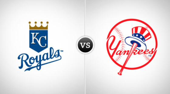 Mlb royals yankees