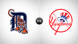 Mlb tigers yankees