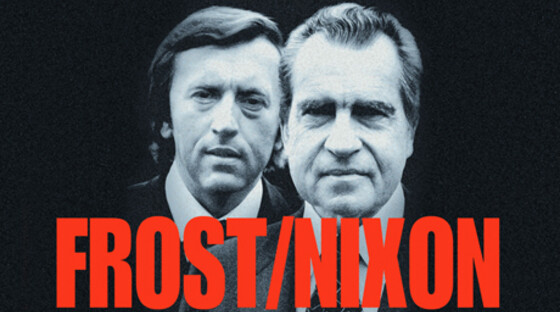 Frost nixon poster new
