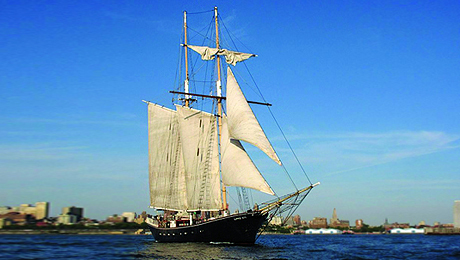 Majestic Tall-Ship Cruise of New York Harbor $19.50 ($39 value)