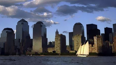 Full Moon Sail of NY Harbor Aboard an Elegant Schooner $32.40 ($54 value)