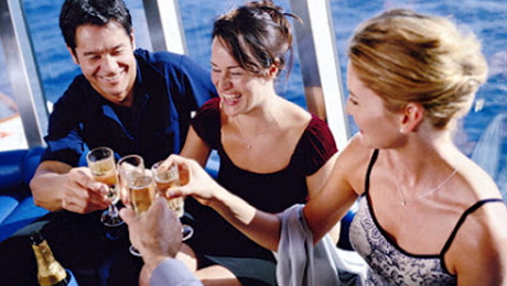 Spirit Cruises' Buffet Cruises: Dining, Dancing, Live Entertainment and More $56.46 - $74.14 ($112.92 value)