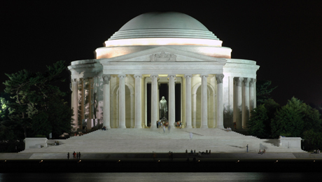 Memorials By Moonlight Walking Tour: Around The Tidal Basin $7.50 ($15 value)