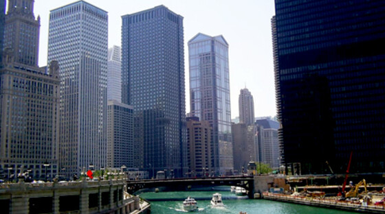 Chicago location