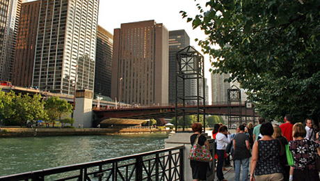 Weekend Walking Tour and Brunch on the Chicago River Walk $17.50 ($35 value)