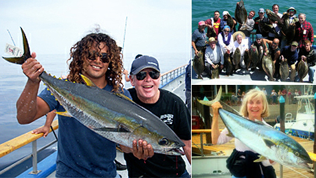 Dana Wharf's Twilight Fishing Trip Along the Orange County Coastline $12.00 - $21.50 ($25 value)