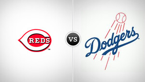 Mlb reds dodgers