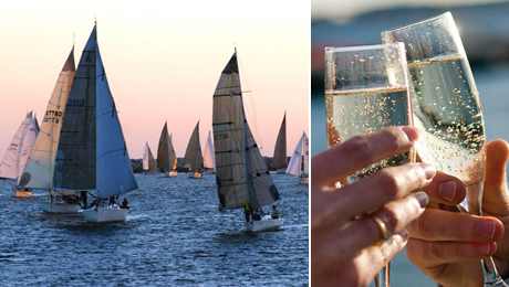 Summer Sights Sunset Cocktail Cruise Off Newport Beach $23.00 ($45.06 value)