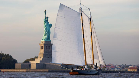 Cruise New York Harbor in Style on a Classic Schooner $26.00 ($52 value)