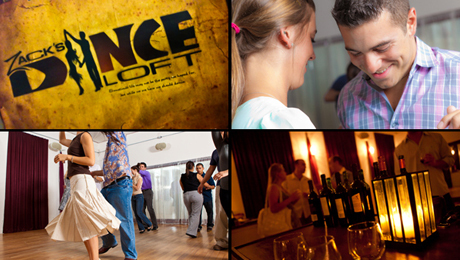 Happy Hour Salsa Dance Class & Open Bar: Let Loose & Learn $20.00 ($40 value)