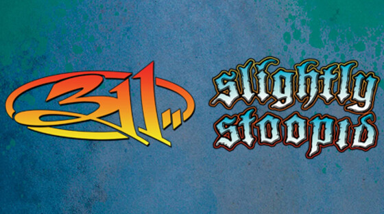 311 slightly stoopid