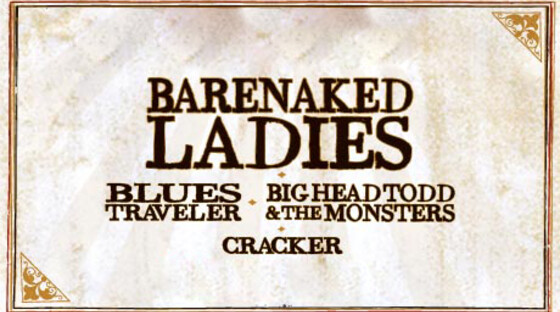 Barenaked ladies 061812