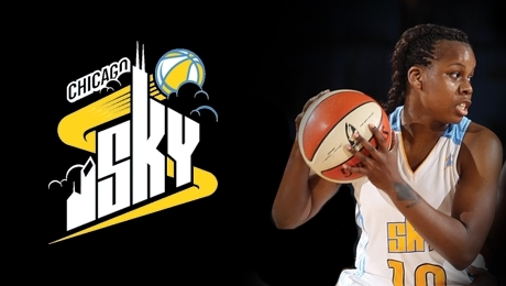 Chicago Sky Basketball: Catch the Exciting WNBA Action COMP - $23.00 ($15 value)