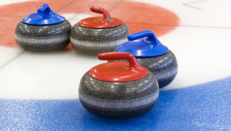 Learn the Olympic Sport of Curling at Ice Station Valencia $10.00 - $12.00 ($20 value)