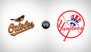 Mlb orioles yankees