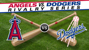 Mlb rivals angels dodgers