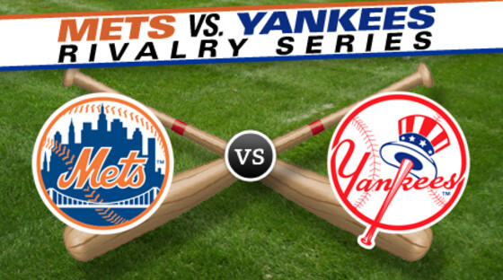 Mlb rivals mets yankees