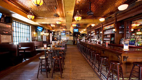Historic NYC Pub Crawl Walking Tour: Check Out Six Classic Taverns $37.50 ($75 value)