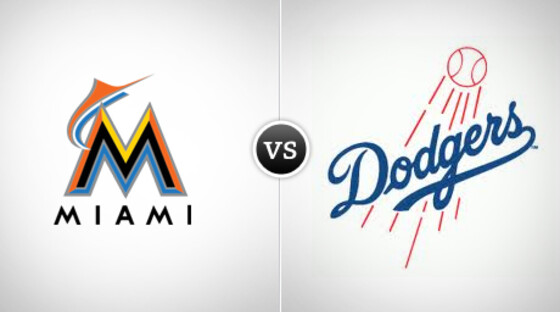 Mlb marlins dodgers
