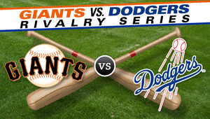 Mlb rival giants dodgers