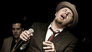 Blues Singer John Németh