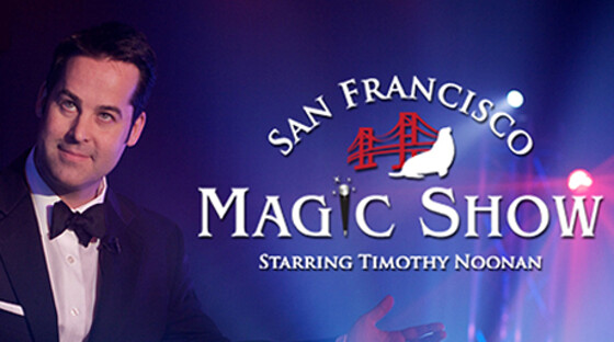 Sf-magic-show