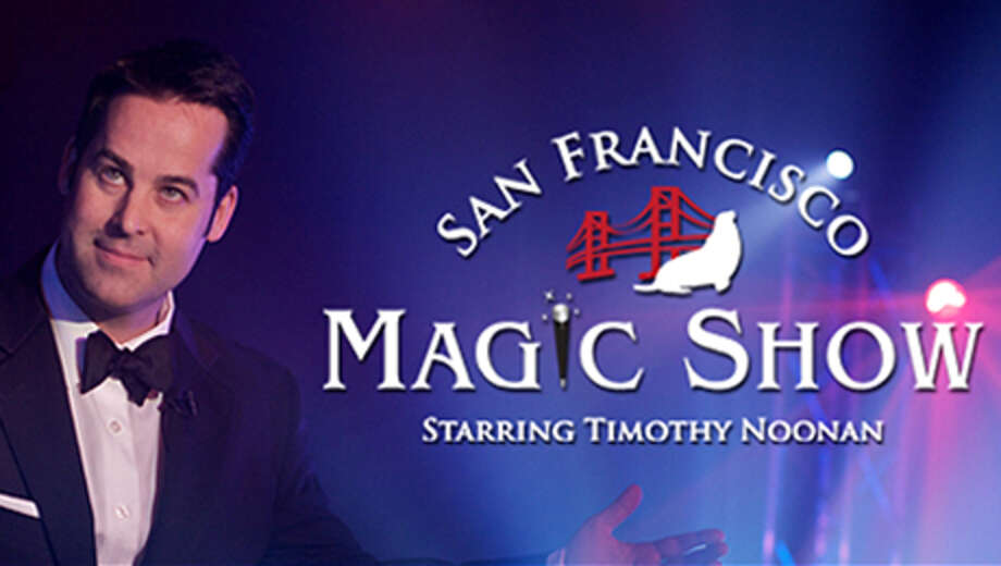 Sf magic show