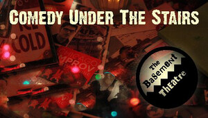 Comedy under the stairs 080212