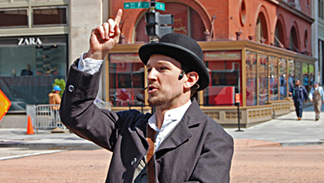 Follow the Lincoln Assassination Conspiracy From Ford's Theatre Through D.C. $7.50 ($15 value)
