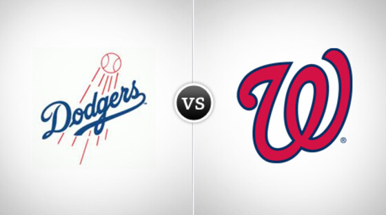 Mlb dodgers nationals