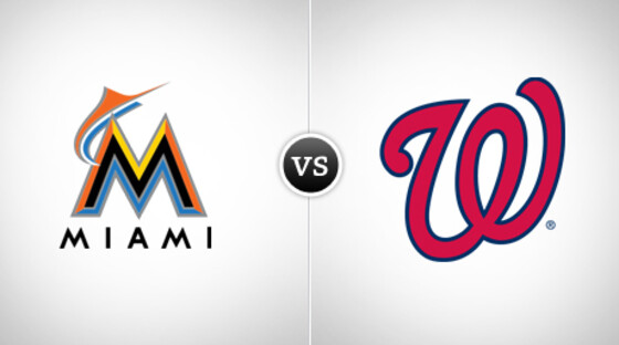 Mlb marlins nationals
