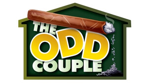 Odd couple graphic