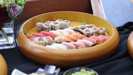 Enjoy NYC Skyline, Seafood on Morimoto Sushi & Sake Sunset Sail