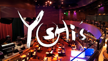 Yoshi's San Francisco: Bay Area's Best Live Music & Cuisine COMP - $14.50 ($14 value)