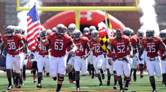 Maryland-football
