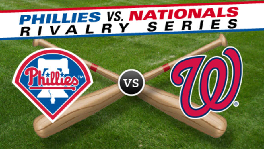 Mlb rival phillies nationals