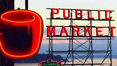 See the Iconic Pike Place on the