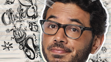 Comic Al Madrigal (