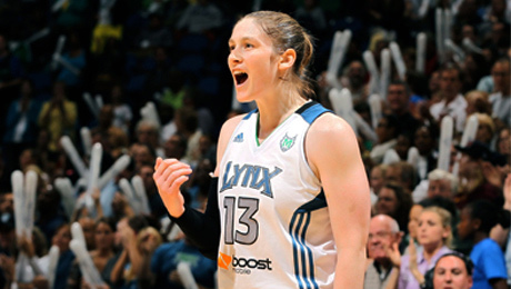 Minnesota Lynx: WNBA Powerhouse at the Target Center $17.00 - $25.00 ($28 value)