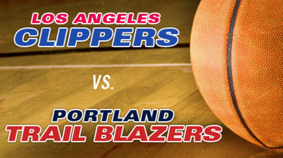 Nba clippers trailblazers