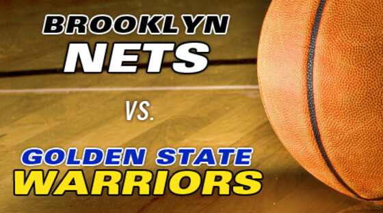 Nba nets warriors