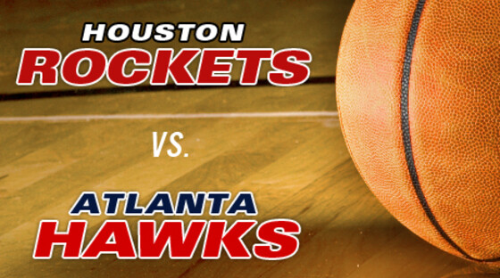 Nba rockets hawks